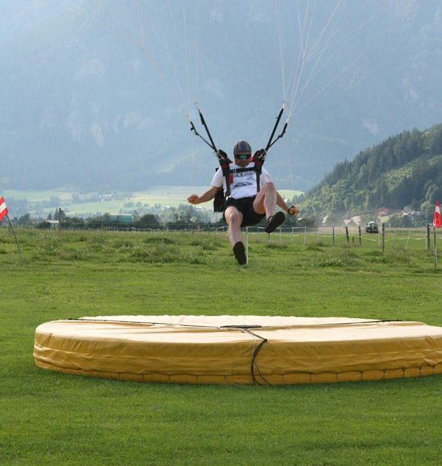 Staatsmeisterschaft – Fallschirm-Zielspringen 2016